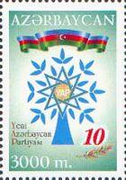 """10 лет партии """"Новый Азербайджан"""", 1м; 3000 М"""