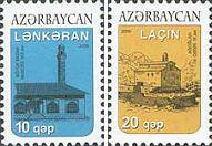 Стандарты, Архитектура Азербайджанa, 2м; 10, 20г