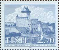 Башня в Нарве, 1м; 2.70 Кр