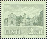 Замок Хаапсалу, 1м; 2.90 Кр