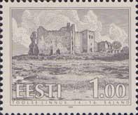 Замок Тулсе, 1м; 1 Кр