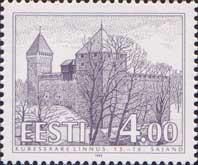 Замок Курессааре, 1м; 4 Кр