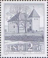 Замок Пуртсе, 1м; 2.50 Кр