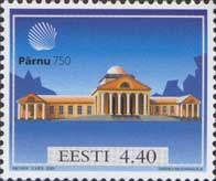 750-летие Пярну, 1м; 4.40 Кр