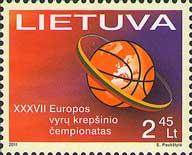 Чемпионат Европы по баскетболу, 1м; 2.45 Лита