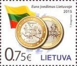 Введение Евро, 1м; 0.75 Евро