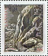 Природные памятники, Скала Стабураг, 1м; 58с