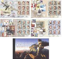 Вклад деятелей Армении в развитие ХХ века, буклет из 36м; 110 Драм x 36