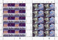 Исследования космоса, 2 М/Л из 10 серий