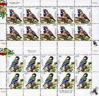 Фауна Армении, Птицы, 2 М/Л из 10 серий