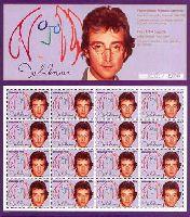 Памяти Джона Леннона, М/Л из 16м; 500 M x 16