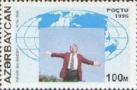Певец Р.Бейбутов, 1м; 100 М
