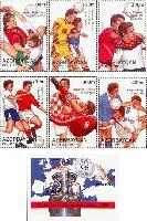 Кубок Европы по футболу, Англия'96, 6м + блок; 100, 150, 200, 250, 300, 400, 500 M