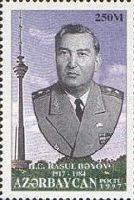 Генерал Г.Расулбеков, 1м; 250 M