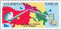 Нефтепровод Баку - Тбилиси - Джейхан, 1м; 3000 M