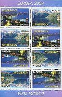 ЕВРОПА'04, М/Л из комбинации 4-х пар в тет-бешах, 8м; 1000, 3000 M x 4
