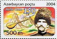 Поэт и музыкант Молла Джума, 1м; 500 M