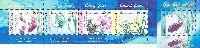 Флора, Цветы Карабаха, блок + М/Л из 4м; 10, 20, 40, 60г, 1.0 М