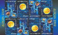 ЕВРОПА'09, Астрономия, М/Л из комбинации 4-х пар в тет-бешах, 8м; 20, 60г x 4
