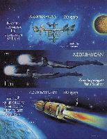 50 лет полета Ю.Гагарина в космос, беззубцовый блок из 3м; 20, 50г, 1.0 М