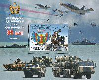 Армия Азербайджана, блок; 1.0 M