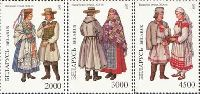 Народные костюмы, 3м; 2000, 3000, 4500 руб