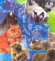 Фауна, Кошки, М/Л из 5м + купон; 500, 800 руб х 2, 300 руб