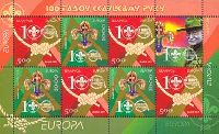 ЕВРОПА'07, М/Л из 7м и купонa; 500 руб x 4, 1000 руб x 3