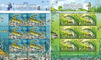 Фауна, Рыбы, 2 М/Л из 6 серий