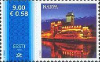 Собственная марка, Крепость в Нарве, самоклейка, 1м; 9.0 Кр