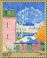 Сокровища художественного музея Эстонии, 1м; 1.30 Евро