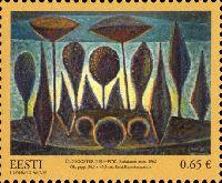 Treasures of the Estonian Art Museum, 1v; 0.65 EUR