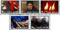 "Полевая почта Майдана, Трагедия Майдана, 5м; ""A"", ""B"", ""K"", ""M"", ""C"""