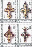 Нагрудные кресты, 4м; 10, 20, 50, 80т