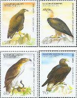 Фауна, Птицы, 4м; 10, 30, 50, 70т