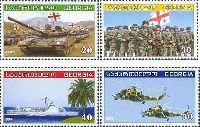 Армия Грузии, 4м, 20, 30, 40, 50т