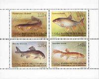 Фауна, Рыбы, M/Л из 4м; 110, 120, 130, 140т