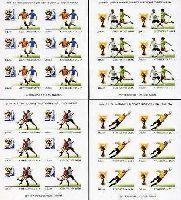 Кубок мира по футболу, ЮАР'10, беззубцовые 4 М/Л из 6 серий
