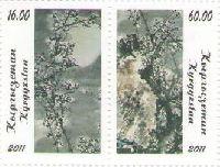 Флора, Цветение сливы, 2м в сцепке; 16, 60 С