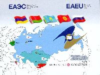 Евразийский Экономический Союз, беззубцовый блок; 202.0 С