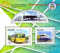Бишкекский троллейбус, блок из 3м; 39, 55, 83 C