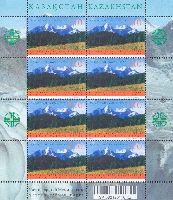 Национальный природный парк Катынкарагай, М/Л из 8м; 110 T x 8