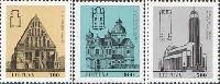 Архитектура, Церкви, 3м; 300, 1000, 1500 Тал