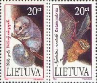 Красная книга, Cоня и летучая мышь, 2м; 20ц x 2