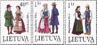 Костюмы, Клайпеда, 3м; 40ц, 1 Лит х 2