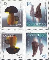 Флора, Грибы, тет-беш, 4м; 1.20 Лита x 4
