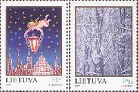 Рождество'97, 2м; 50ц, 1.20 Лит