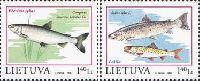 Красная книга, Рыбы, 2м; 1.40 Лита x 2