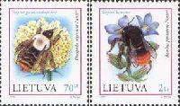 Фауна, Пчелы, 2м; 70ц, 2.0 Лита