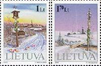 Рождество'2000, 2м; 1.0, 1.70 Лита